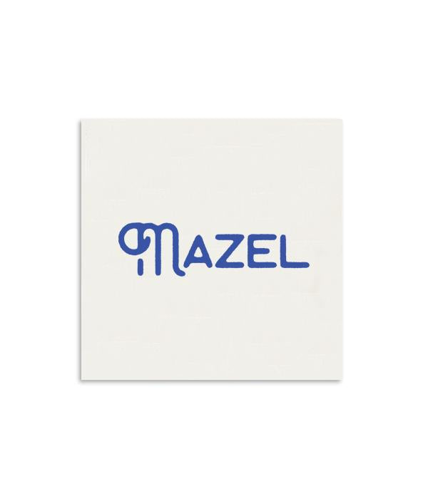 Mazel | Mini Card