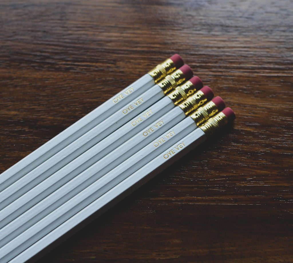 Oye Vey | Pencil Set