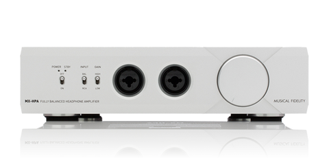 Musical Fidelity MX HPA Headphone Amp