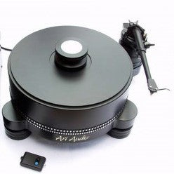Composer Solo Turntable - Ortofon TA-110 Arm and Cadenza Cartridge