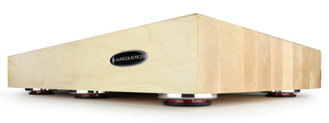 IsoAcoustics DELOS - Butcher Block Isolation