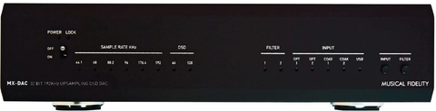 Discontinued - Musical Fidelity MX-DAC