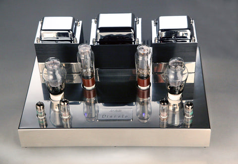 Diavolo SET 300B Copper Reference 10w Stereo Power Amplifier