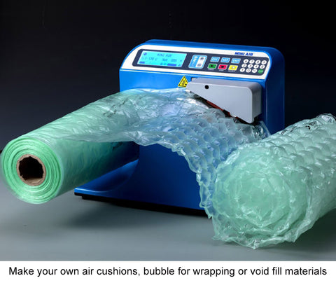 bubble wrap machine manufacturers, air cushions for packaging