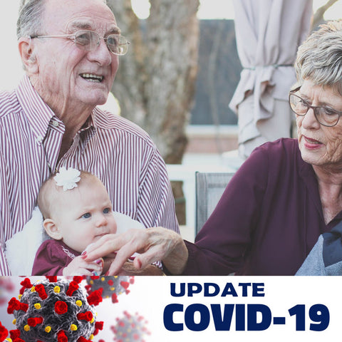 covid-19 senior care, care for senior citizens coronavirus, corona virus