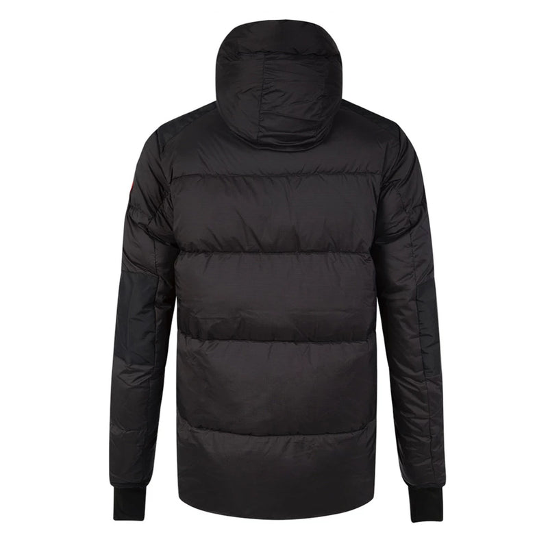 Canada Goose Armstrong Mens Shell Down Jacket Black