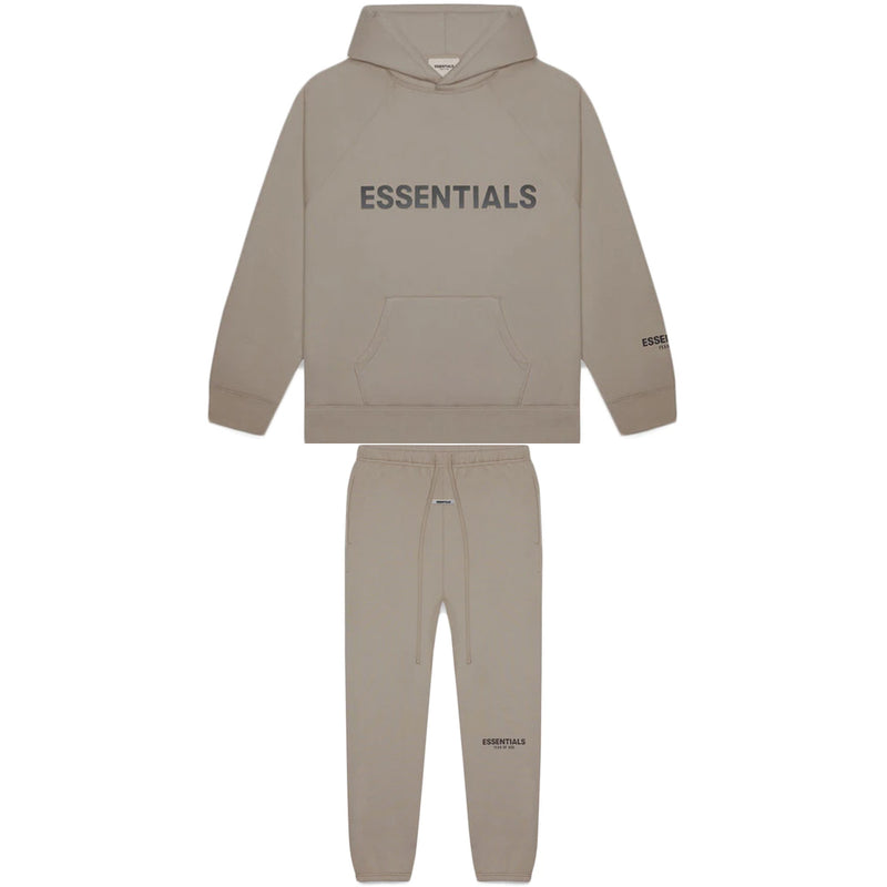 Fear Of God Essentials 'Taupe' Tracksuit (Full Set)