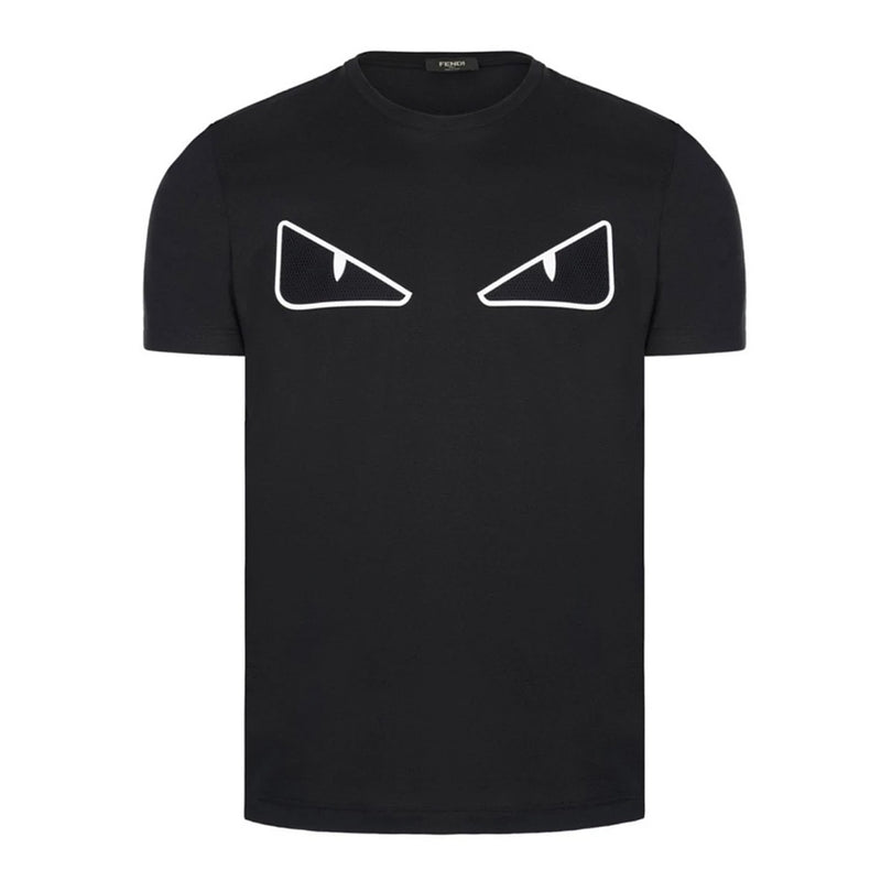 Fendi Bug Eye T-shirt Black & White