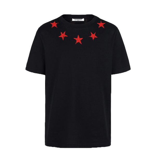Givenchy Vintage Stars T-Shirt