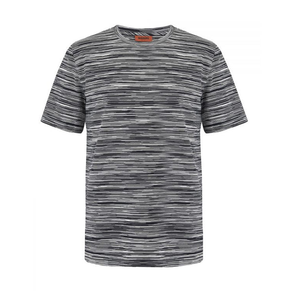 Missoni FW20 Crew Neck Striped T-Shirt