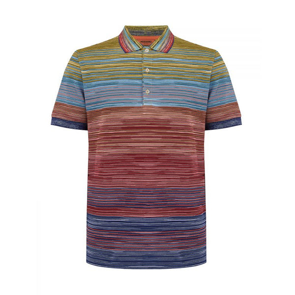 Missoni Multi Coloured Polo Fw20
