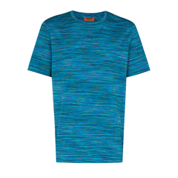 Missoni SS20 Striped Short Sleeved Polo