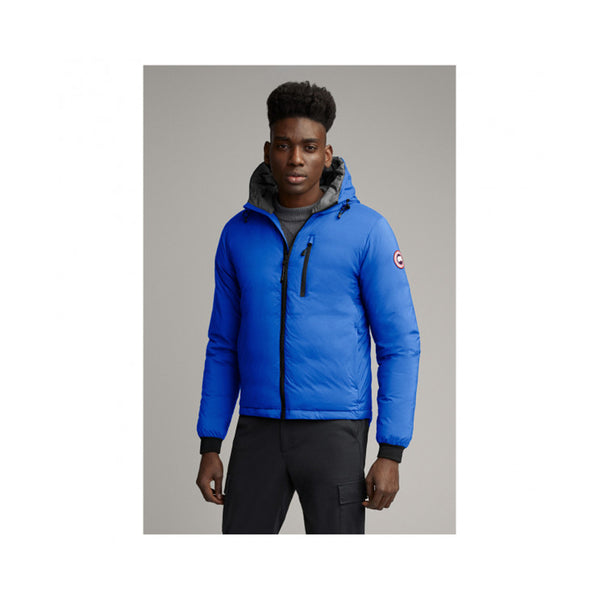 Canada Goose Lodge Jacket (Electric Blue)