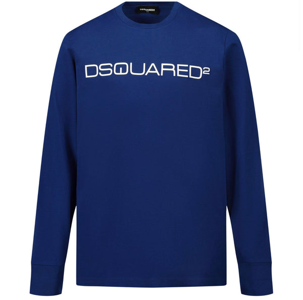 Dsquared2 Kids Logo Long Sleeve T-shirt