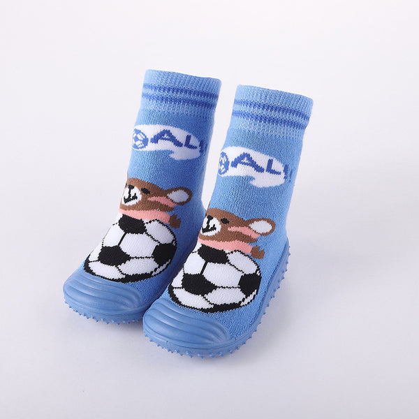 Foreign trade children's clothing home socks baby non-slip floor socks