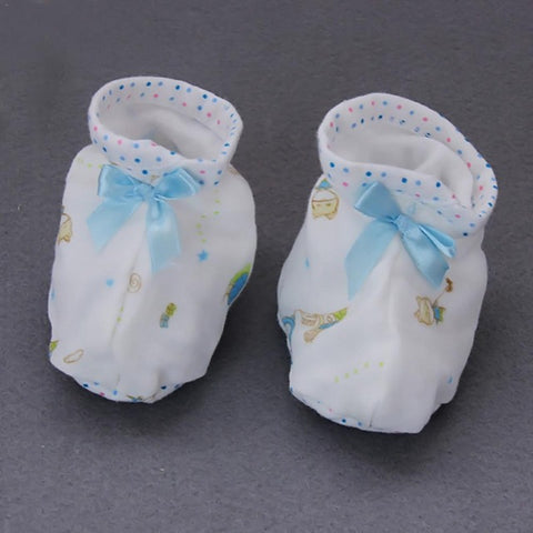 Newborn baby Shoes Cover Foot Sock Foot Cover for Baby
