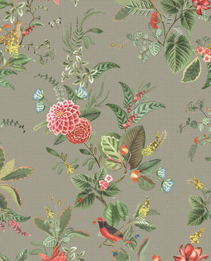 Pip Studio No 110 Wallpaper, Beige / Multi Color