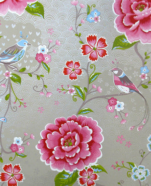 Pip Studio No 160 Wallpaper, Beige / Multi Colour