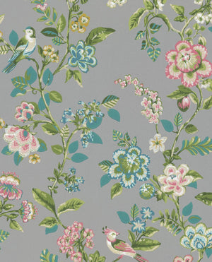 Pip Studio Multi Colour, the wallpaper, grey, 10 x 0.52 number 6