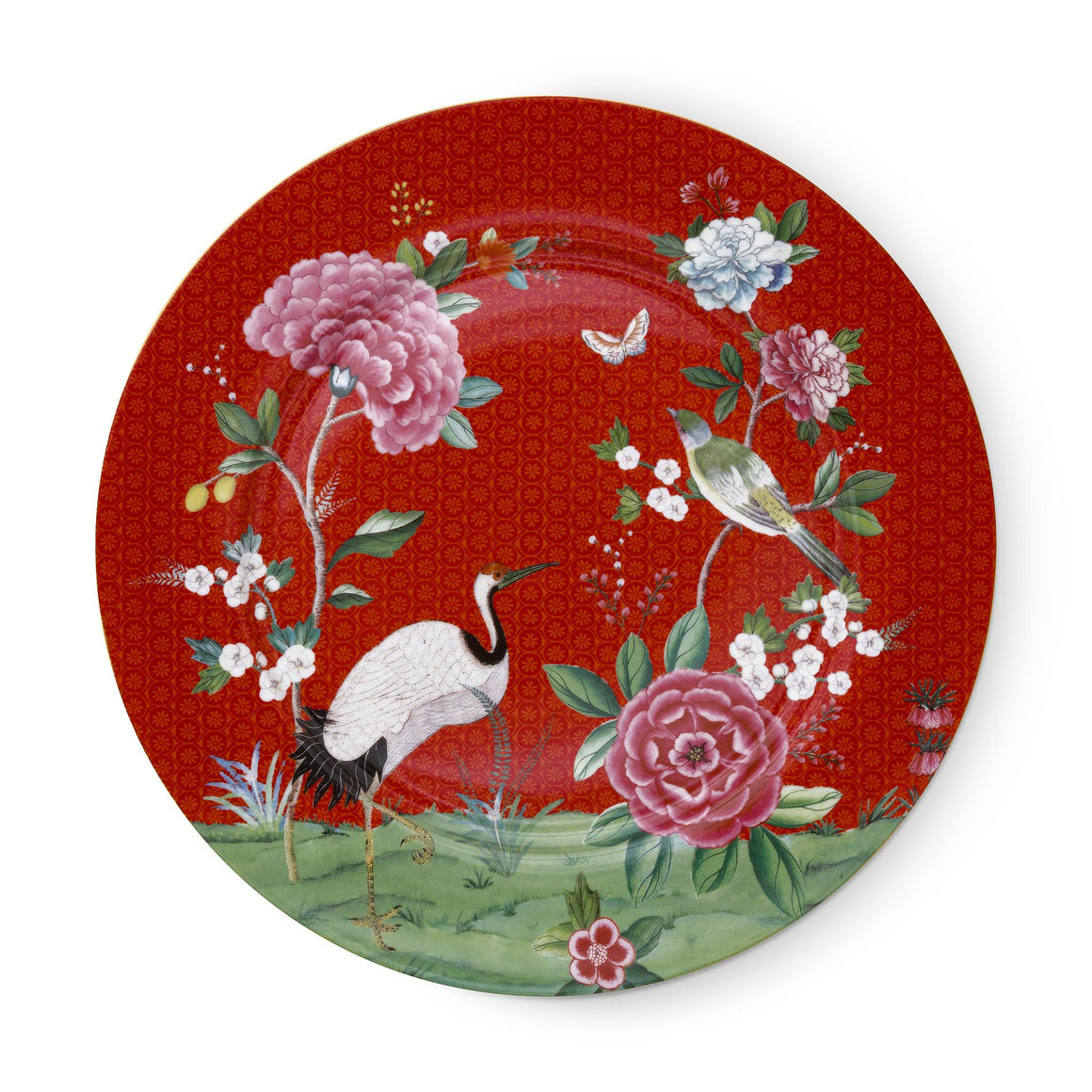 Blushing Birds Supla 32 Cm, Red