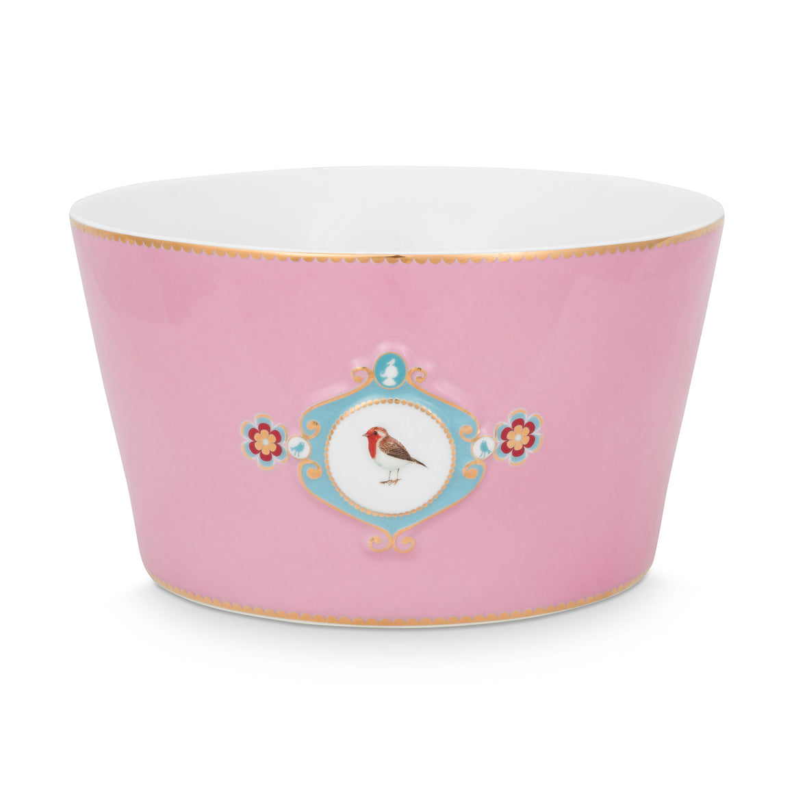 Love Bird Bowl 20 Cm, Pink