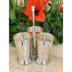 Silver 3 'Cutlery Serving