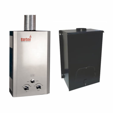 Totai 12L Gas Water Heater With Weather Box