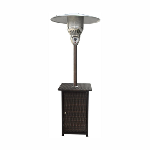 Wicker Base Patio Heater
