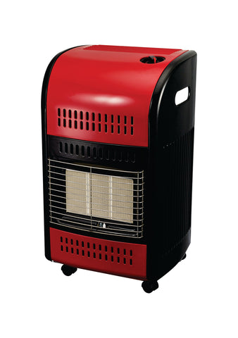 Totai Red Gas Heater