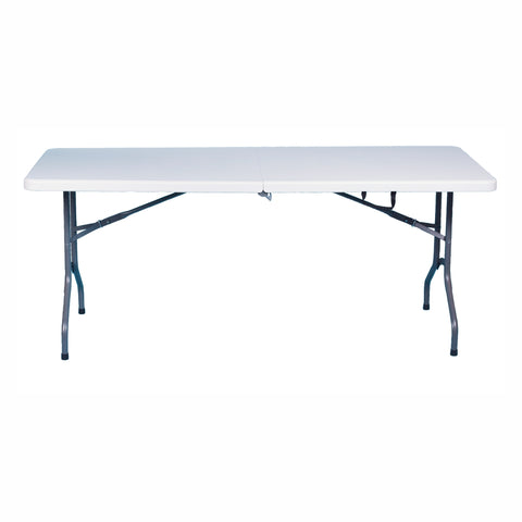 6ft Foldable Plastic Table