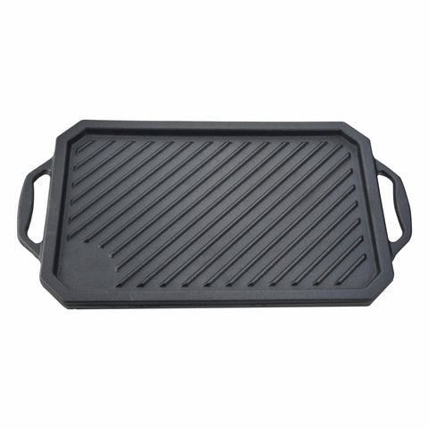 Cast Iron Double Sided Griddle 268