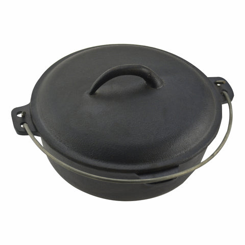 Totai Cast Iron Caldron