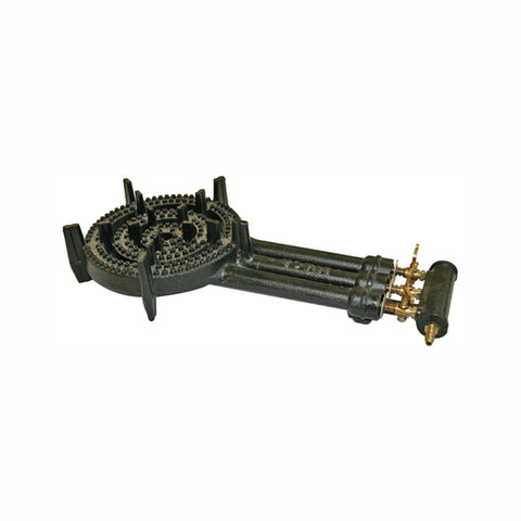 Triple Ring Gas Burner
