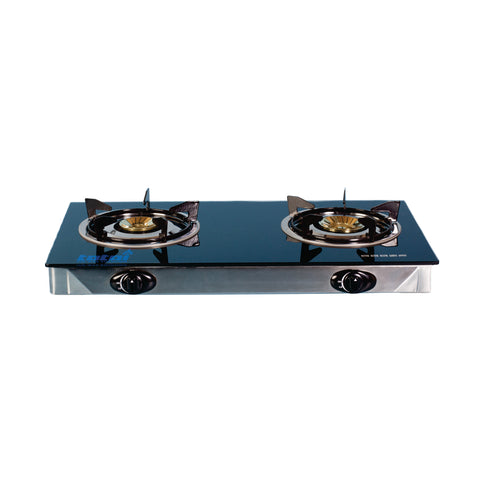 2 Burner Glass Hotplate