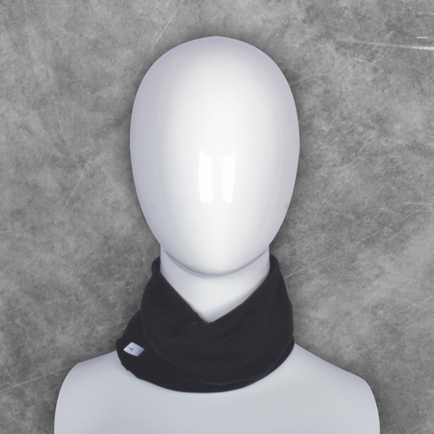 Vertico Multifunctional Neck Warmer/ Gaitor (Pack of 2) - Black