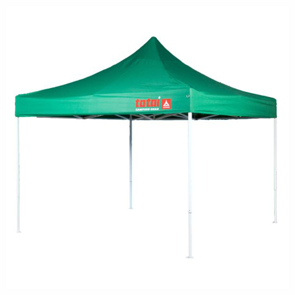 Totai 3m Pop Up Foldable Gazebo - Green
