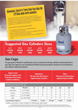 Totai 5L Gas Geyser