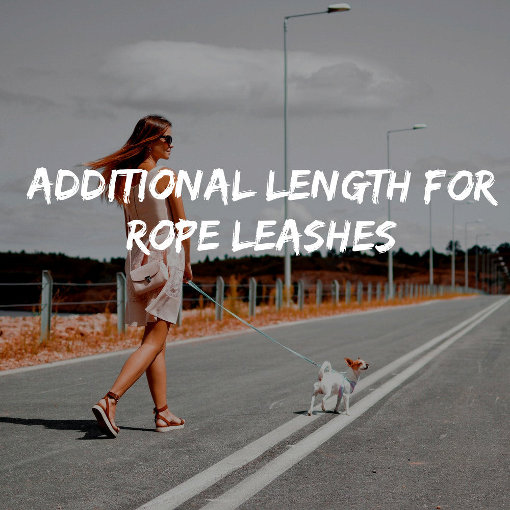 Top up: Extra Length for rope leash