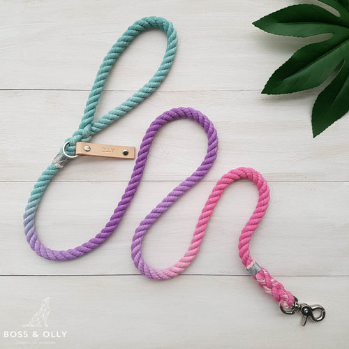 Customise a Tri-coloured Leash