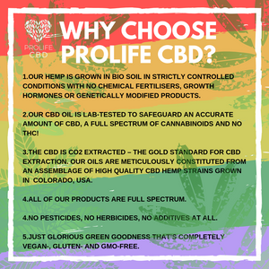 What CBD do you buy? What quality do you want?