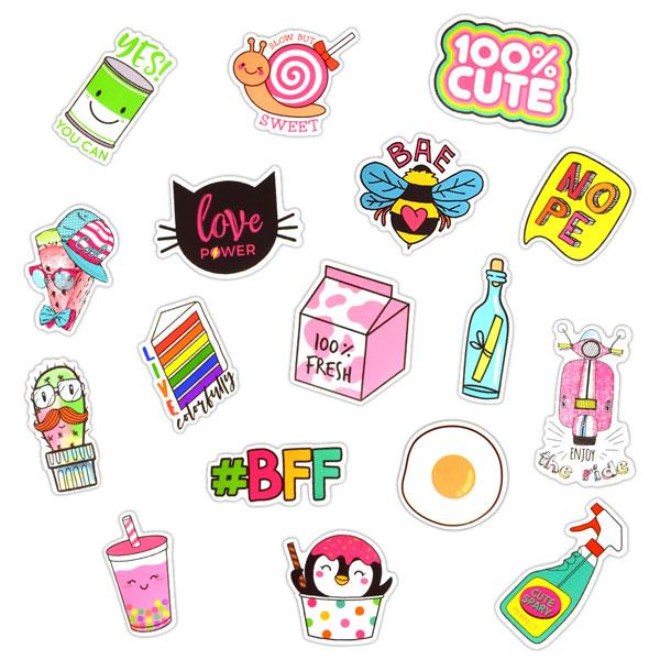 Stickers - Cute Fashion | A Deal Each Week