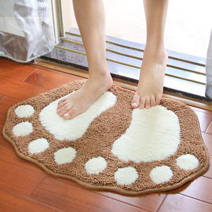 Big Feet Bath Mat | A Deal Each Week