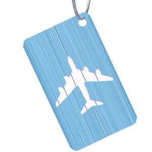 Open image in slideshow, Luggage Tag - Jet 02 | A Deal Each Week