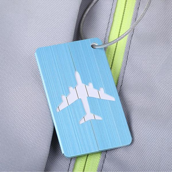 Luggage Tag - Jet 02 | A Deal Each Week