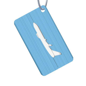 Open image in slideshow, Luggage Tag - Jet 03 | A Deal Each Week