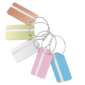Luggage Tag - Name | A Deal Each Week