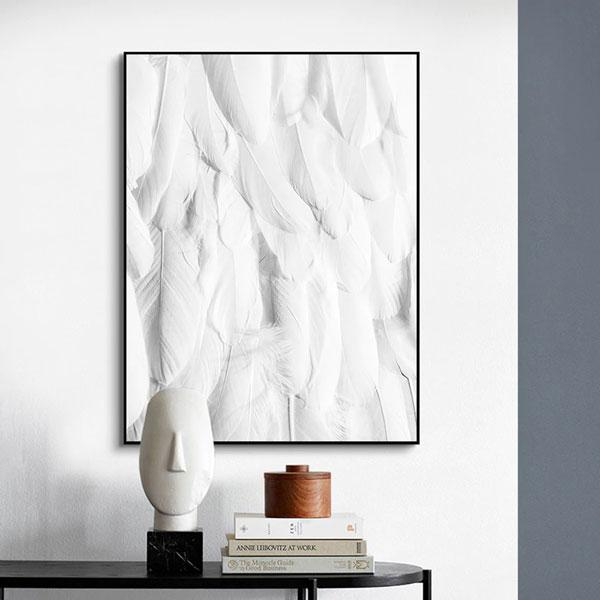 Canvas Print - Feathered | A Deal Each Week