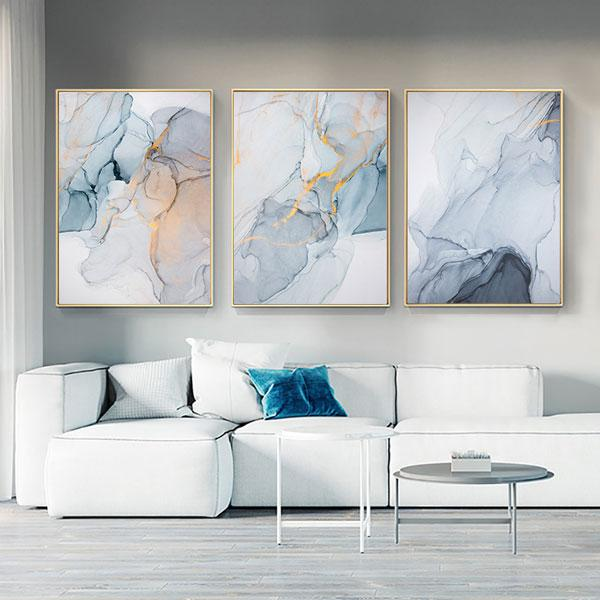Canvas Print - Marble Abstract | A Deal Each Week