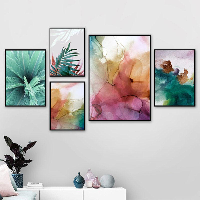 Canvas Print - Watercolor Abstract | A Deal Each Week