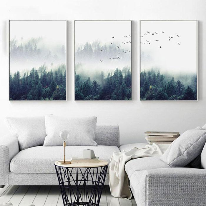 Canvas Print - Forest Landscape | A Deal Each Week